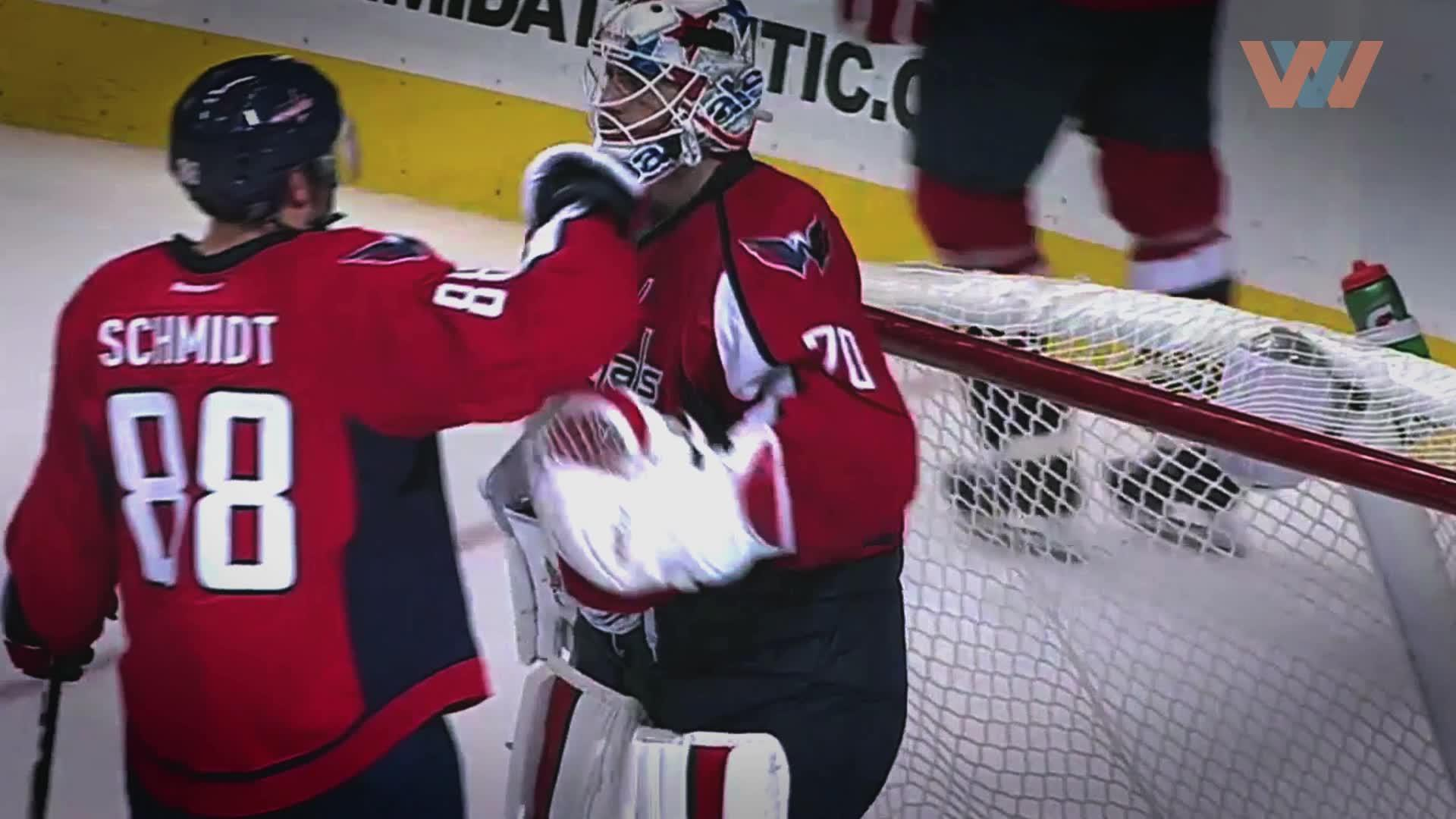 Image of Monthly Checkup: Washington Capitals October